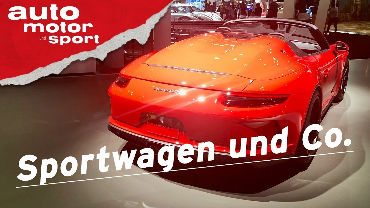 Auto Highlights 2019 - New York Auto Show I auto motor und sport