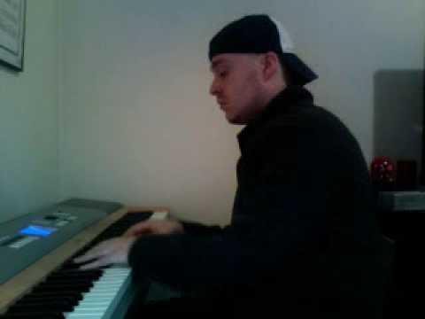 Chris Brown - Crawl (Piano Cover)