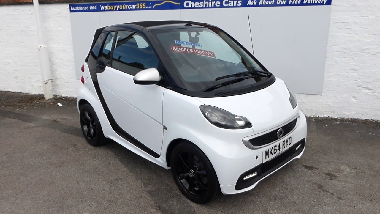 Smart Car Four Two Convertible Grandstyle