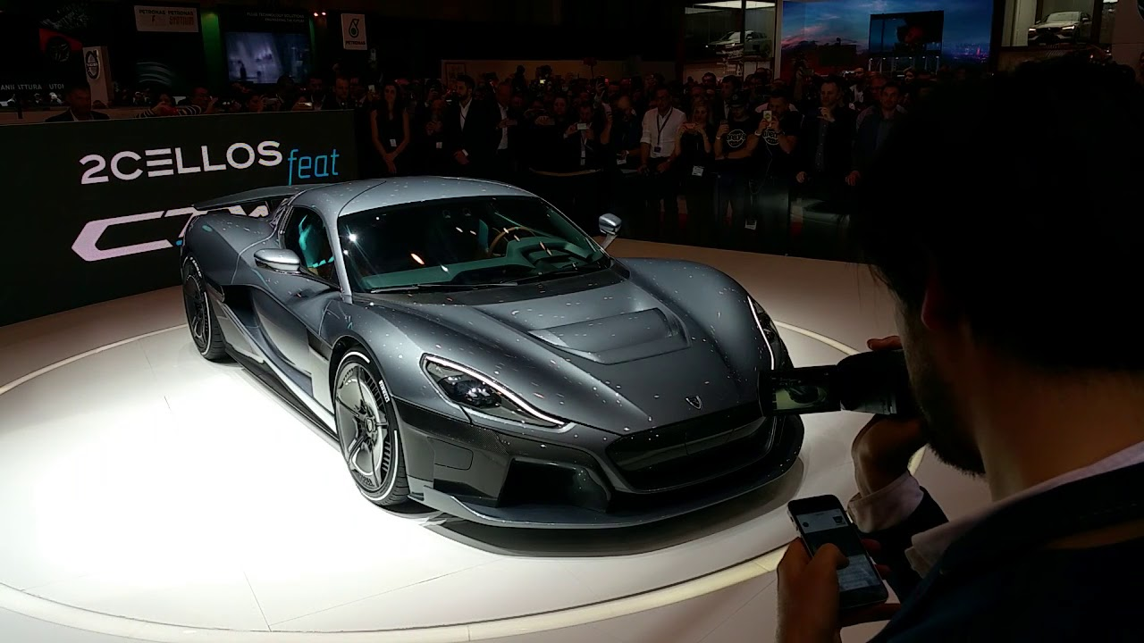 rimac c two concept two press conference in geneva youtube. Black Bedroom Furniture Sets. Home Design Ideas