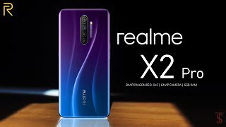 Realme X2 Pro First Look, Release Date, Specifications, Design, 6gb Ram, Camera, Features