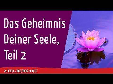 Das Geheimnis Deiner Seele, Teil 2 / Spiritualität Esoterik Karma / Rudolf Steiner Anthroposophie