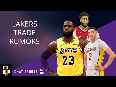 Lakers Rumors: Anthony Davis Trade Update, Lonzo Ball To Phoenix, Pelicans Not Countering