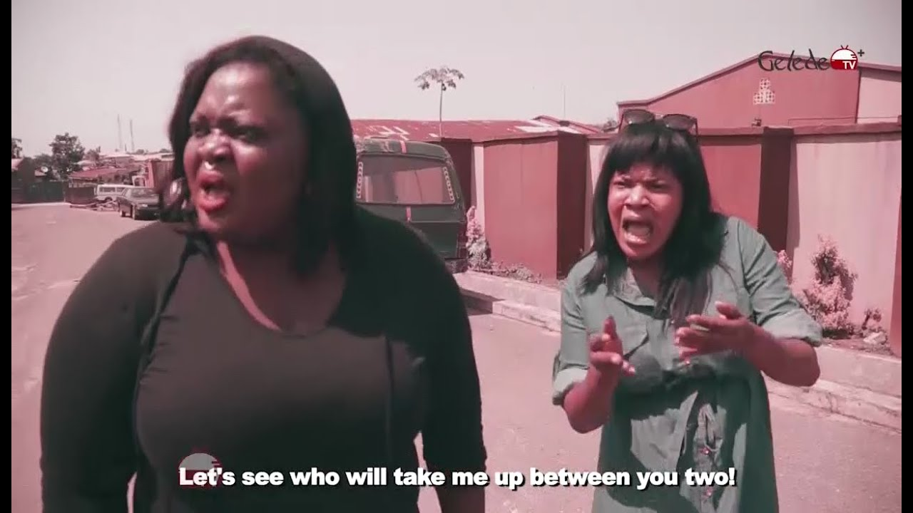 Download Toyin Aimakhu And Her Cohort Bow To Omo Ijoba