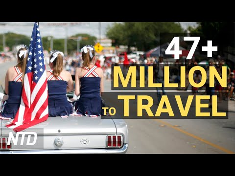 47+ Million Expected to Travel for July 4th; Amazon Seller: Fake Reviews a Big Issue | NTD Business