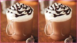 Starbucks Hot Chocolate Recipe!