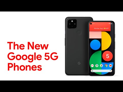 Help at the Speed of 5G | Introducing the new Google Pixel Phones