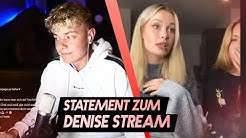 Offizielles STATEMENT zum DENISE STREAM Teil 1 | Jonas Ems Highlights