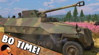 """War Thunder - Sd.Kfz.251/22 """"Half Pak Time!"""""""