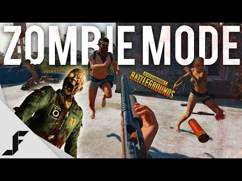 ZOMBIE MODE - Battlegrounds