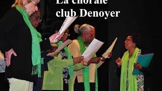Salon des seniors Paris Est, 12 octobre 2016 LA CHORALE