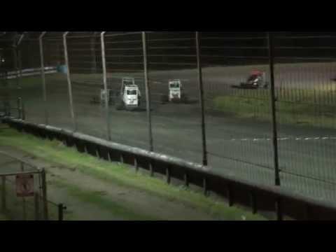 7-26-2014 Heat Race 1 Gulf Coast Speedway