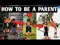 Gambar cover how to be a parent in wrecked mat dickie