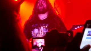 Sepultura-  From the Past Comes the Storms @ Webster Hall, NYC, May 30, 2015