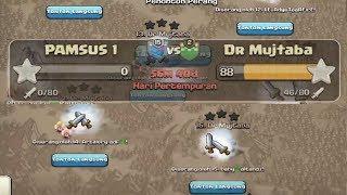Download Video War Serentak DEWA Push Indo VS Raja Push Dr Mujtaba, COC INDO SADIS MP3 3GP MP4