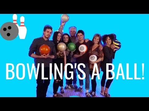 Bowling At Big Al's With The Fam! | My Oregon Adventures