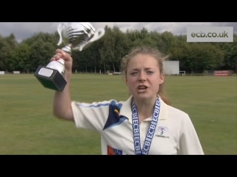 Yorkshire beat Gloucestershire to win Girls' U15 County Cup