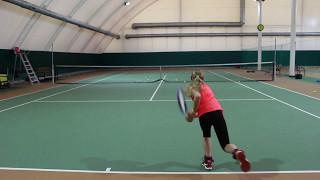 видео теннис большой для взрослых