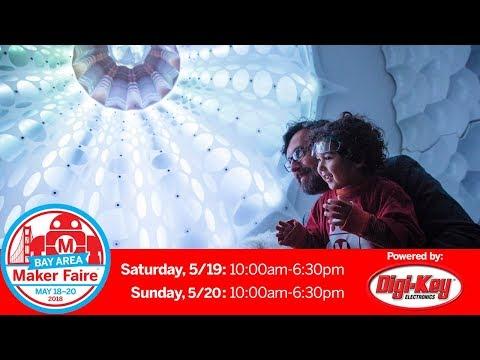 Maker Faire Bay Area: Saturday 5/19