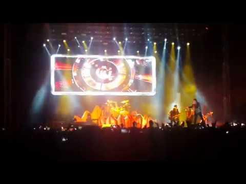 Helloween Power PUMPKINS UNITED TOUR BOGOTA 25/10/17