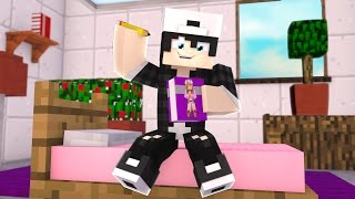 little kelly and little carly break up with raven and leo minecraft love story custom roleplay