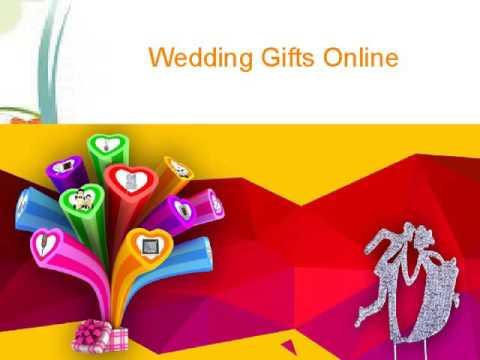 Wedding Gifts Online