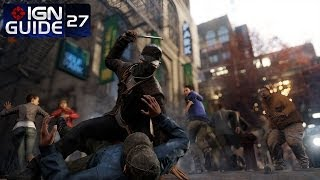 Watch Dogs Walkthrough - Act 3, Mission 2: A Pit of Paranoia