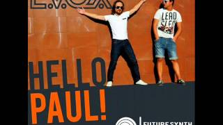 E.V.O.X. - Hello Paul (Original Mix) - Future Synth Records