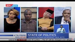 STATE OF POLITICS: MP Mbadi & Senators Mutula, Mwaura debate on Hustler politics, Handshake & BBI