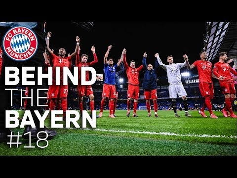 Another Festival In London | Behind The Bayern #18