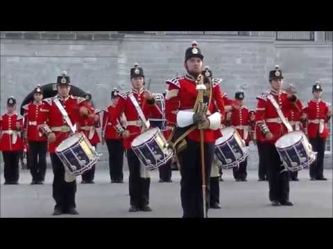 Fort Henry Sunset Ceremony July 27th 2016 Part 1 of 3