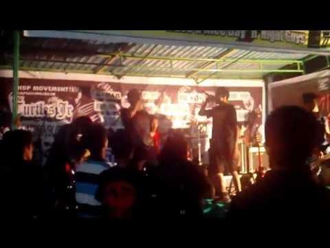 Otak error - Punk ( live PEKANBARU BROTHERHOOD)