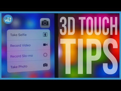 30 Top 3D Touch Tips for iPhone 7 and iOS 10