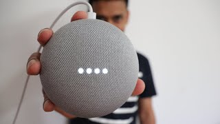 Is Google Home Mini Worth the Price in India?(Review)!!