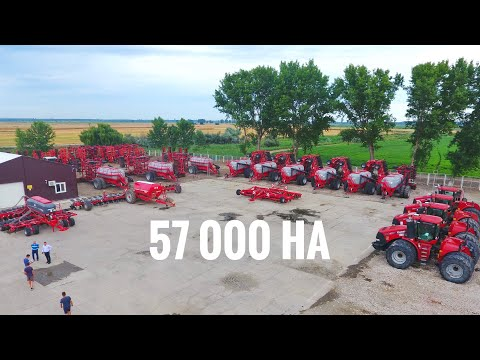 🇷🇴 LA + GROSSE FERME D'EUROPE = 57 000 Ha 😱 (AGRICOST)