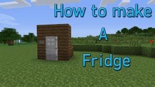 minecraft fridge dutch tutorial