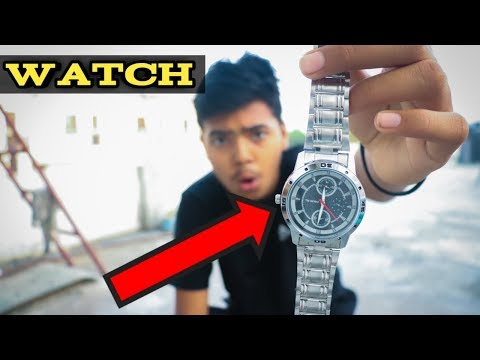 Watch UNBOXING