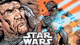 How Jango Fett Watched His Father Die  - Star Wars Explained