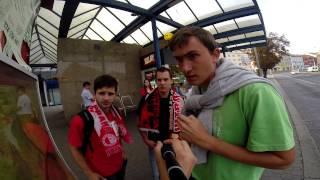 SK Slavia PRAHA 24.8.2014 - You only live once