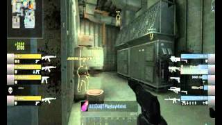 Counter Strike Global Offensive(GO) - Vertigo Jump Trick Counter Terrorists