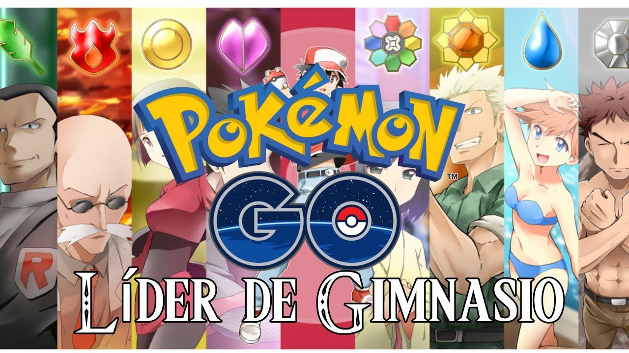 Pokemon go como ser l der de gimnasio youtube for Gimnasio 8 pokemon rojo fuego