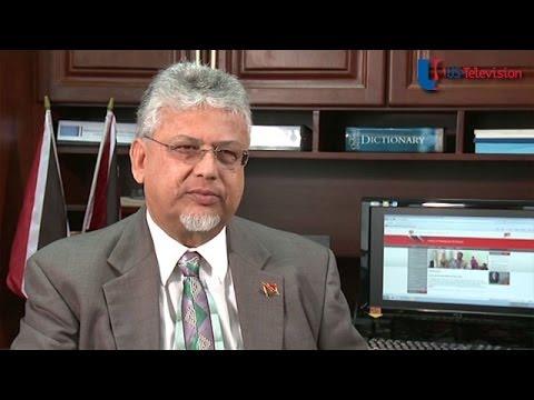 US Television - Trinidad and Tobago (Ministry of Economy)