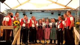 50 Jahre Jodlerklub Bergfründ 2011 Ennetbühl SG Toggenburg Schweiz