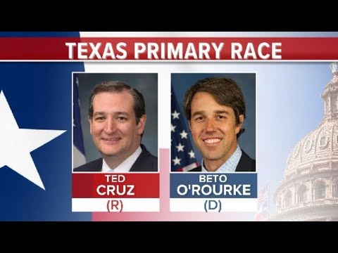 What the Texas primaries mean for U.S. midterms