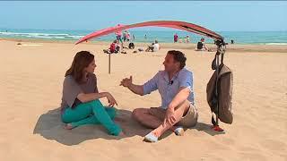Toulouse : ils inventent le parasol qui ne s'envole pas