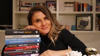 Bir Yazar Cok Kitap Zülfü Livaneli