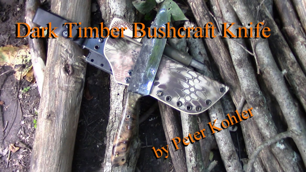 Dark Timber Bushcrafter by Peter Kohler