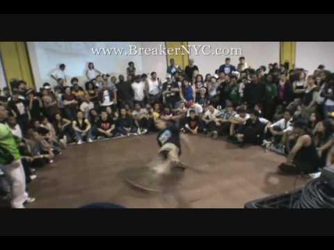 BreakerNYC.com--WCRTM 9- Frankie (Supreme Beings) vs. Nerry (Ground FX)