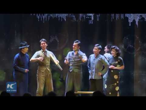 Musical about Jews in Shanghai showcases in New York