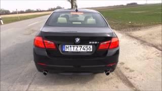 BMW 535i F10 Test Drive